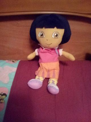 peluche de Dora
