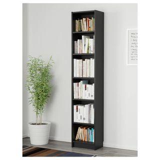 Ikea Billy bookcase dark brown