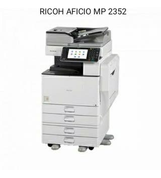 fotocopiadora Ricoh MP 2352 gastos envío 50% penín