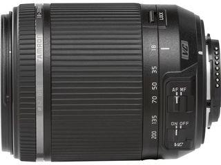 Tamron 18-200 estabilizado para Nikon