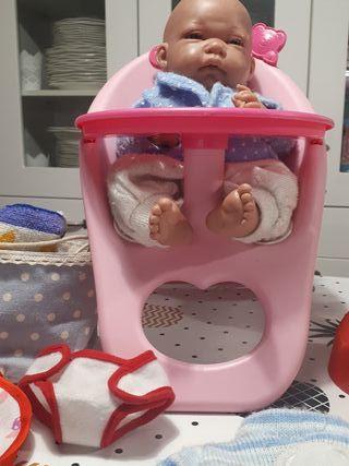 lote muñeco bebe