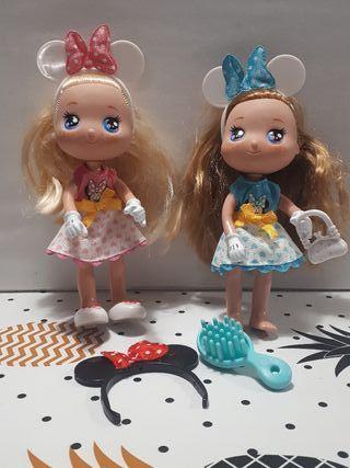 Muñecas pequeñas