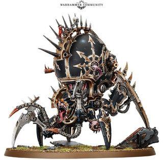 venom crawler Warhammer 40000