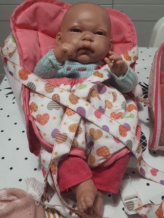 lote muñecas bebe