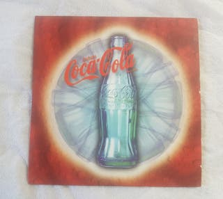 Cd promocional Coca Cola