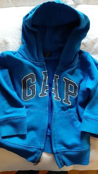 chapeta gap azul niño 24meses