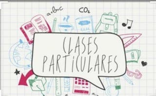 PROFESORA-CLASES PARTICULARES