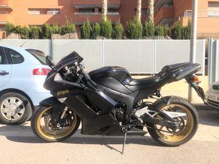 Vendo o cambio Kawasaki ZX6R ninja 2007
