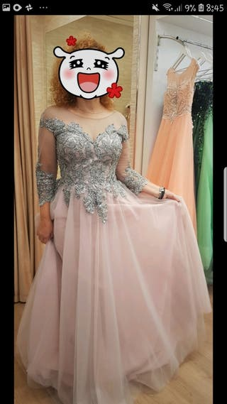 vestido de fiesta