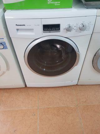 lavadora Panasonic 7kg