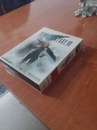 Final Fantasy VII PC por Eidos en 1998