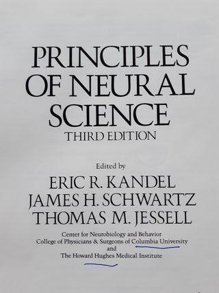 NEUROLOGIA KANDEL