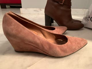 Zapatos cuña