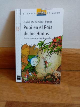 Libro Pupi en el País de las Hadas