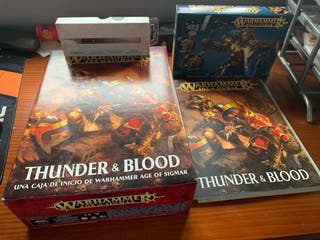 Set inicio Warhammer age of sigmar