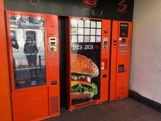 Maquinas de vending PicaPica 24h