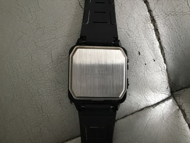 Reloj con juego de golf Casio Module Nº 227