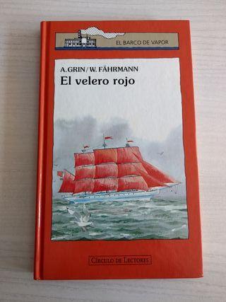 Libro El velero rojo