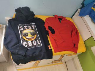 Vendo 2 jerseys casi nuevos