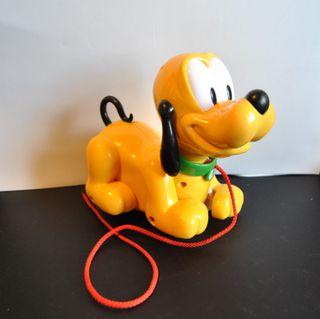 Pluto correpasillos juguete Disney