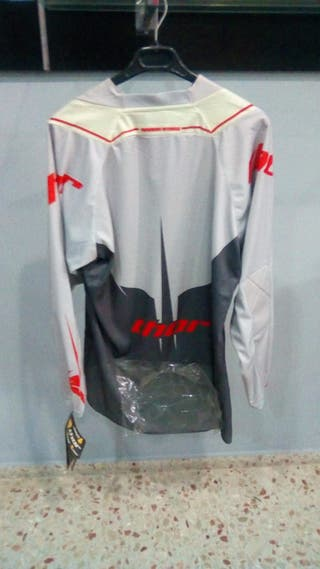 Camiseta Thor Cross-Enduro