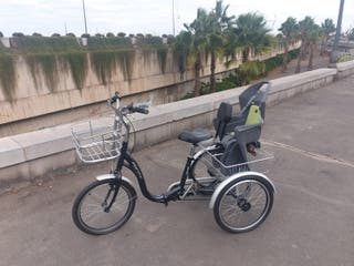 Triciclo adultos Monty 608