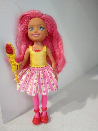 hermanita muñeca Barbie