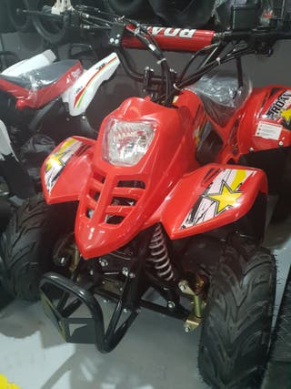 BLACK FRIDAY MINI QUAD RAPTOR PRO 110CC 4TIEMPOS
