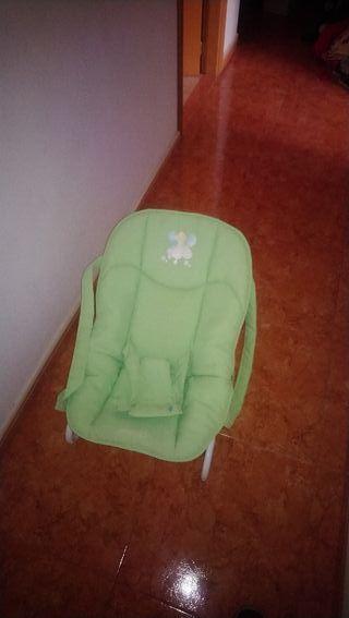 Hamaca, sillón para bebés