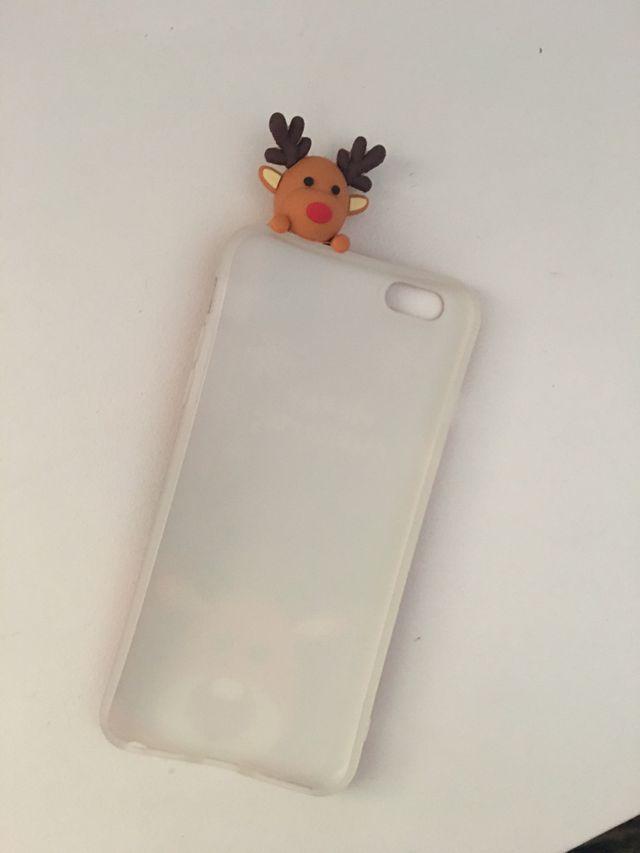 Funda navidad iPhone 6s Plus