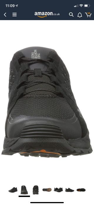 Men's Mountain Sneaker Low Rise Hiking Boots