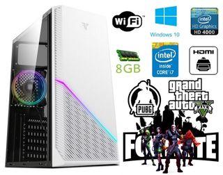 Pc Gaming Intel I7 - CON FACTURA Y GARANTÍA