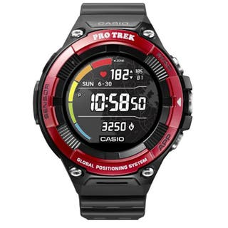 RELOJ CASIO Pro Trek Smart WSD-F21HR-RDBGE