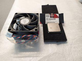 Cpu Amd FX-8320E Black Edition 8 Cores 4ghz