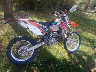 KTM exc 300 2014
