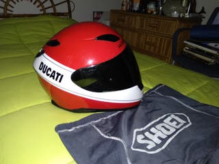 Ducati casco