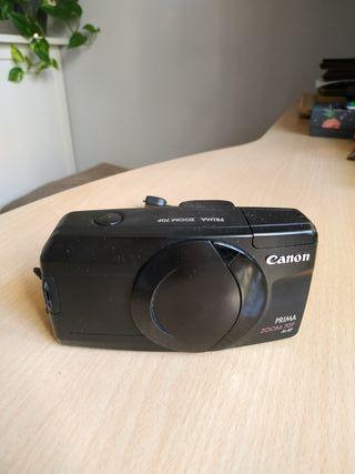 Cámara analógica Canon Prima Zoom 70F