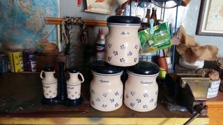 Botes de cocina vintage