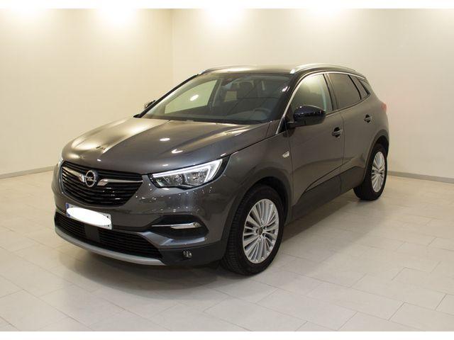 Opel Grandland X 2018 GRIS