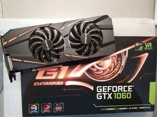 Gigabyte GTX 1060 G1 Gaming OC