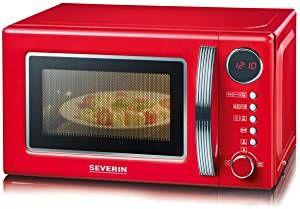 SEVERIN Microondas 2 en 1, con Función Grill 700 w
