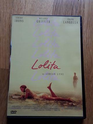 DVD LOLITA