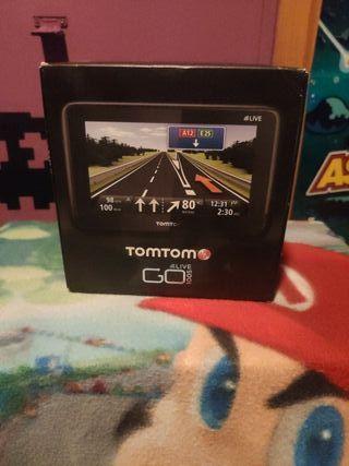 Navegador GPS TomTom Go Live 1005