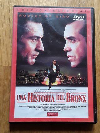 DVD UNA HISTORIA DEL BRONX