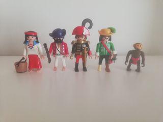 Playmobil tripulación Barco Pirata 3750 V-2