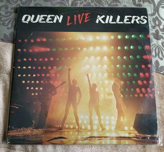 Doble LP Queen Live Killers