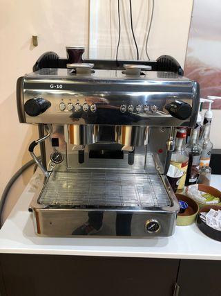 Cafetera Expobar G10 cápsulas