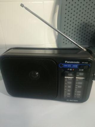 RADIO PANASONIC.