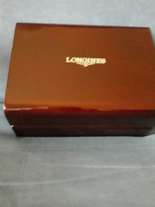 caja de reloj Longines