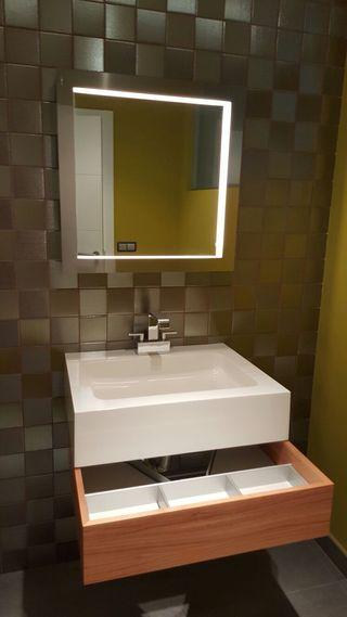 Conjunto baño NUEVO Keuco